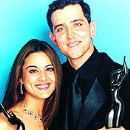 Hrithik And Preity