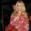Jessica Simpson - At Mr. Chow - August 11 2008