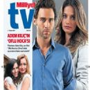 Seçkin Özdemir, Gulcan Arslan - Milliyet TV Magazine Cover [Turkey] (1 November 2014)