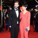 Jamie Dornan & Amelia Warner: 'Fifty Shades of Grey' Premiere - 65th Berlinale International Film Festival