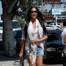 Kimora Lee Simmons - Shopping On Robertson, Hollywood - July 22, 2010