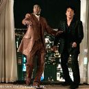 Chris Tucker and Jackie Chan in New Line Cinema's Rush Hour 2 - 2001 - 400 x 259