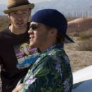 "(left to right) Justin Timberlake as ""Frankie"" with Emile Hirsch as ""Johnny"" star in Universal Pictures upcoming film, Alpha Dog."