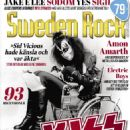 Gene Simmons - Sweden Rock Magazine Cover [Sweden] (November 2018)