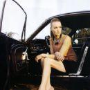 Yvonne Strahovski - InStyle Magazine - August 2010