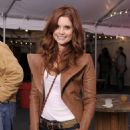 Joanna Garcia - Popcorn Sutton's Tennessee White Whiskey Launch Party - 09/11/10