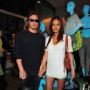 Norman Reedus and Jarah Mariano - 426 x 640
