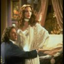 Amy Yasbeck and Steven Weber in Dracula: Dead and Loving It (1995)