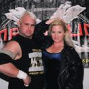 Tammy Sytch and Chris Candido