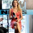 Amber Heard - MySpace & MTV Tower During Comic-Con 2010 - Day 2 On July 23, 2010 In San Diego, California