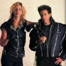 Duff with Andrew Dice Clay