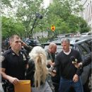 Amanda Bynes released from jail after being arrested for throwing bong out of NYC apartment window, faces possible probation violation
