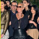 Amber Rose at the Gen Art Los Angeles Fashion Alumni Celebration at L.A.'s Roosevelt Hotel in Los Angeles, California - March 16, 2010