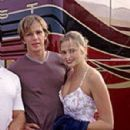 Estella Warren and Kip Pardue