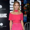 Rosie Huntington-Whiteley - 'Mechanic: Resurrection' Premiere in Los Angeles - 454 x 585