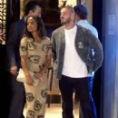 Christina Milian And Matt Pokora – Seen Out In Beverly Hills - 454 x 627