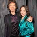 L'Wren Scott and Mick Jagger attends The 53rd Annual GRAMMY Awards held at Staples Center on February 13, 2011 in Los Angeles, California - 414 x 594