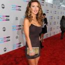 Audrina Patridge: Red Carpet LIVE! at the 2011 AMAs