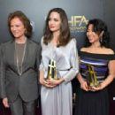 Angelina Jolie : 21st Annual Hollywood Film Awards