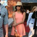 Eva Longoria: at US Open