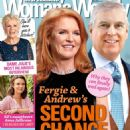 Sarah Ferguson, Prince Andrew - Woman's Weekly Magazine Cover [New Zealand] (13 November 2017)