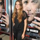 Shailene Woodley attended the premiere of The Ides of March last night, September 27, in Los Angeles