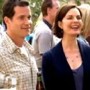 Dylan Walsh and Sela Ward