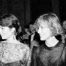 Christina Ferrare and Lauren Hutton