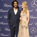 Nicole Kidman & Dev Patel - 28th Annual Palm Springs International Film Festival Film Awards Gala - 400 x 600