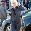 Gwen Stefani Attending Church Services In Los Angeles