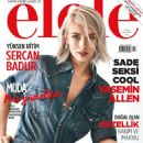 Yasemin Allen - Elele Magazine Cover [Turkey] (January 2017) - 454 x 619