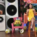 Miranda Cosgrove at DM3 Press Day Miami – Un Nuevo Dia in Hialeah - 454 x 354