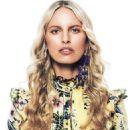 Karolina Kurkova - Grazia Magazine Pictorial [Italy] (2 March 2017) - 454 x 584