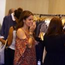 Nikki Reed's West Hollywood Retail Romp
