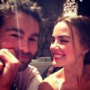 Chace Crawford and Rebecca Rittenhouse