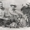 Gary Cooper with best friend Ernest Hemingway