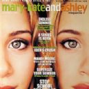 Mary-Kate Olsen, Ashley Olsen - Mary-Kate And Ashley Magazine Cover [United States] (June 2001)