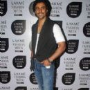 Kunal Kapoor At Lakme Fashion week