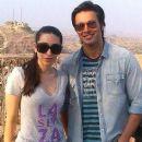 Rajniesh Duggall and Karisma Kapoor