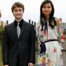 Daniel Radcliffe and Katie Leung