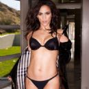 Paula Patton Strips Down for GQ January 2012