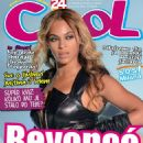 Beyoncé Knowles  -  Magazine Cover - 454 x 592