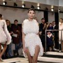 Emily Ratajkowski – Tomo Koizumi Fashion Show in New York