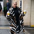 Ashley Roberts – Leaving her hotel in Birmingham - 454 x 671