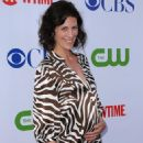 Annabeth Gish - CBS, CW, Showtime Press Tour, 18.07.2008.