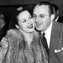 Tommy Dorsey and Patricia Dane