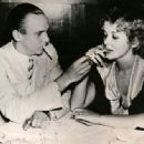Ida Lupino and Jackie Coogan