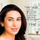 Karisma Kapoor for Olay and Garnier natural Commercial