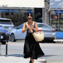 Vanessa Hudgens – Out and about in Studio City - 454 x 506