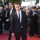 Robert Pattinson attends On The Road  Premiere Cannes 2012